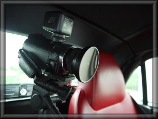 コペン車載カメラ