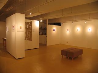 展覧会場の作り方/展示スペース