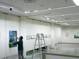 秋田県デザイン協会展
