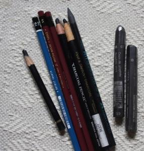 栗本さんの鉛筆