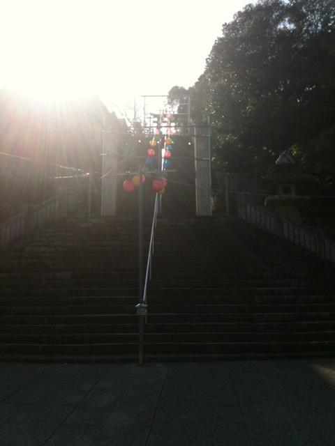 初詣@椎宮神社2