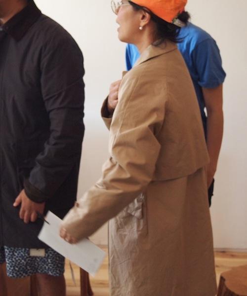 YAECA LAND CLOTH WALKING