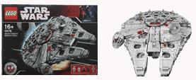LEGO 10179 Ultimate Collector's Millennium Falcon!