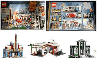 LEGO 10184 Town Plan!