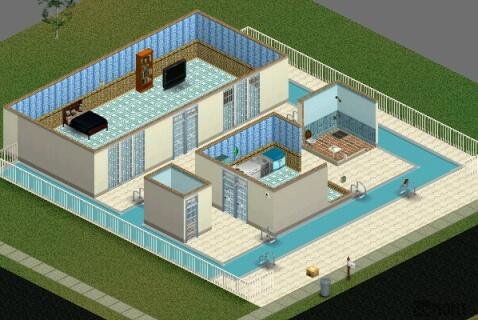 プールハウス