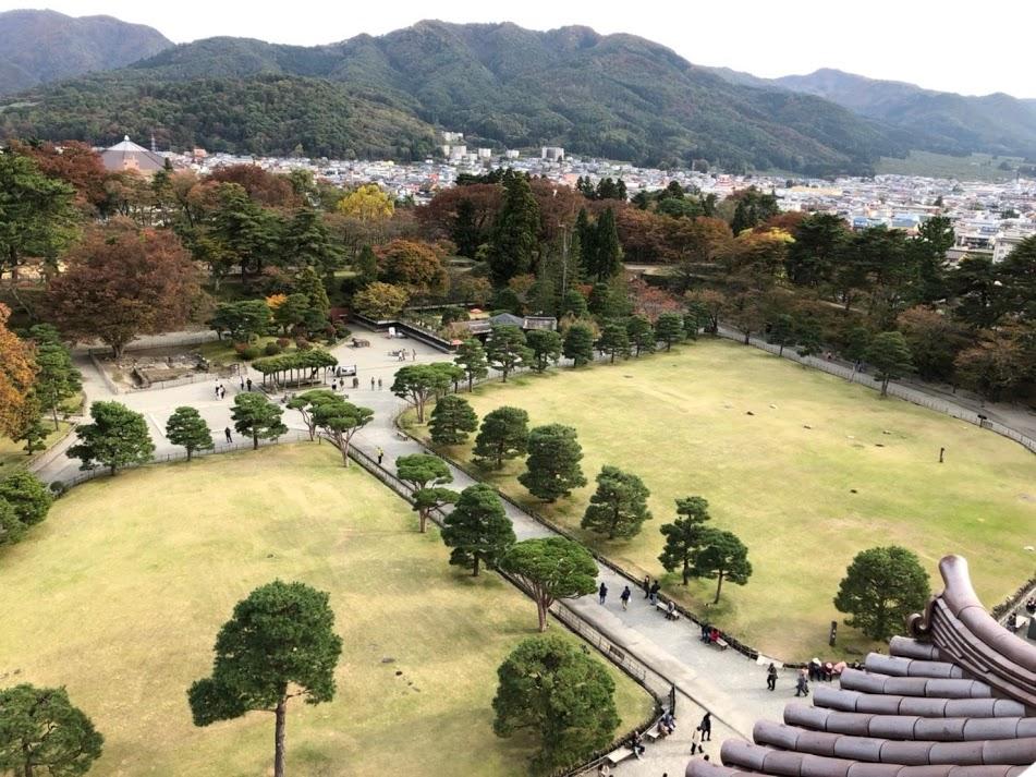 会津若松・鶴ヶ城