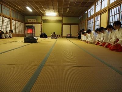 屠蘇・箸戴きの儀