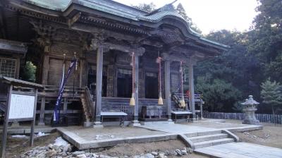 お正月の拝殿
