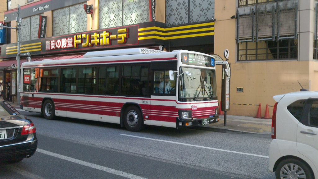 フルカラー小田急バス3