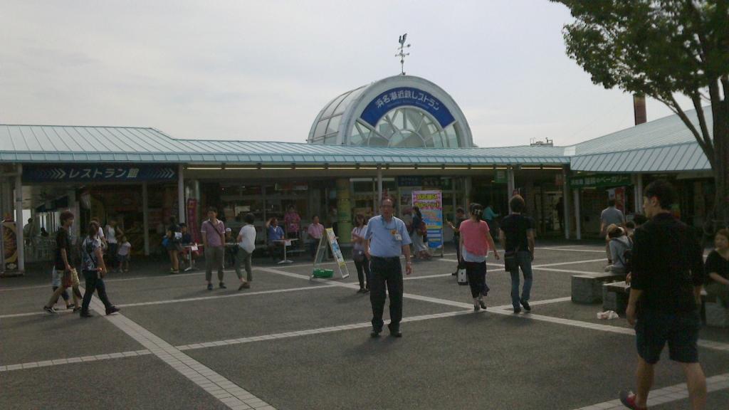 浜名湖サービスエリア6