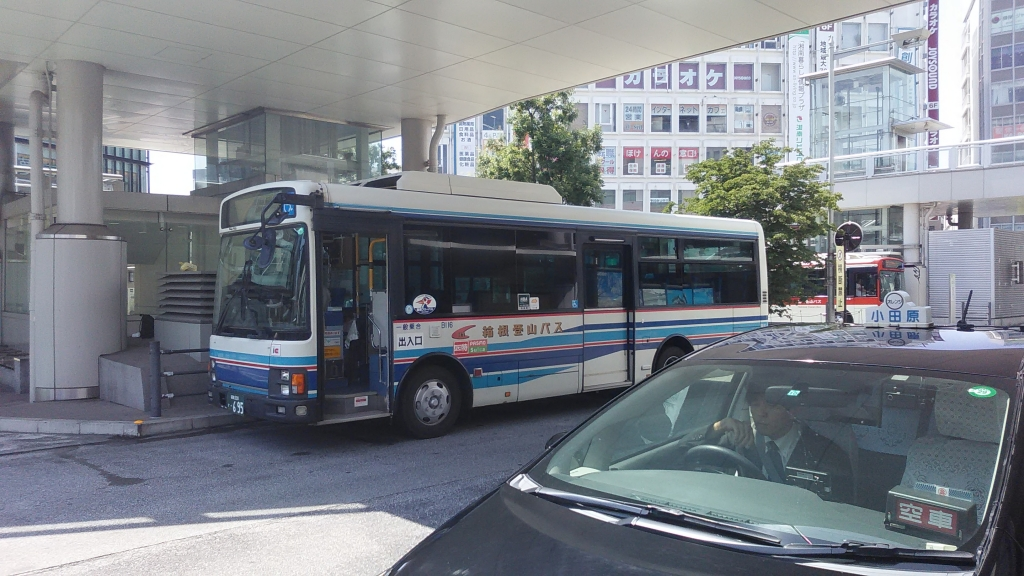 箱根登山バス3