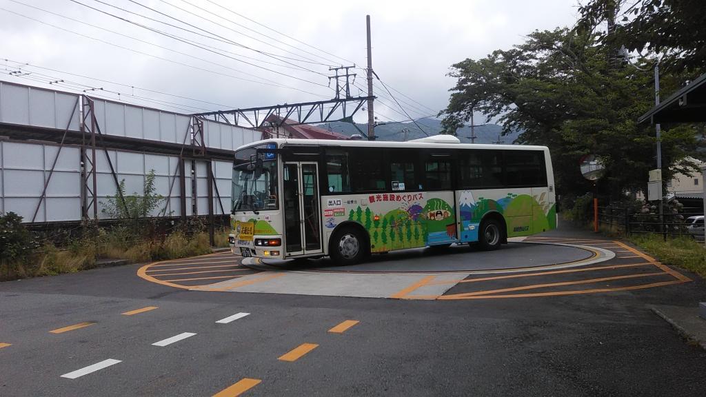 箱根登山施設めぐりバス2
