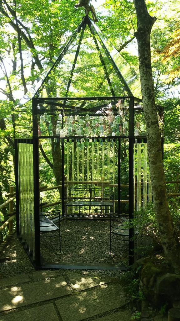 箱根ガラスの森5