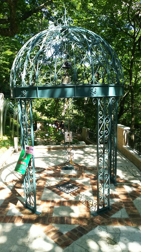 箱根ガラスの森7