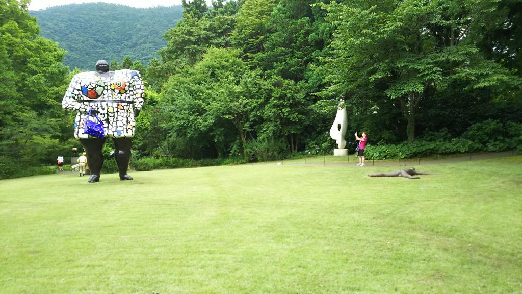 彫刻の森美術館3
