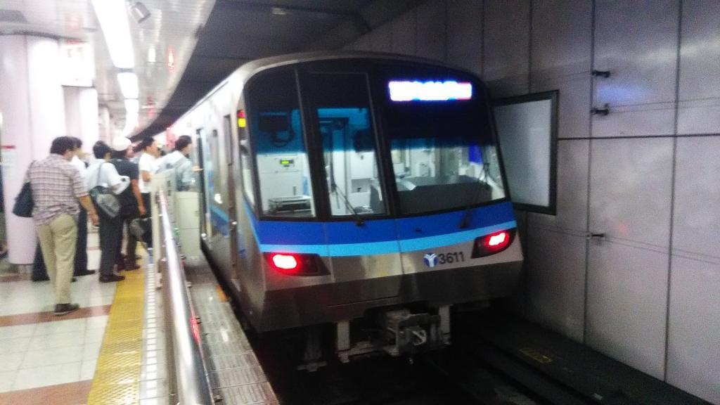 横浜市営地下鉄の新型