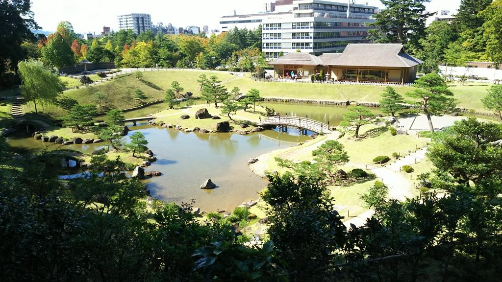 金沢城玉泉院丸庭園1