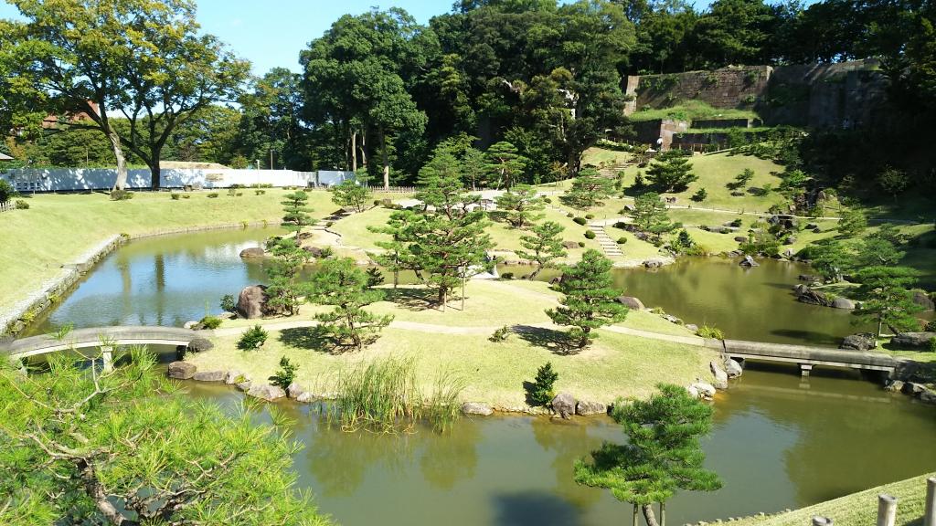 金沢城玉泉院丸庭園3