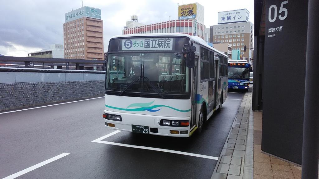 敦賀市コミュニティバス1