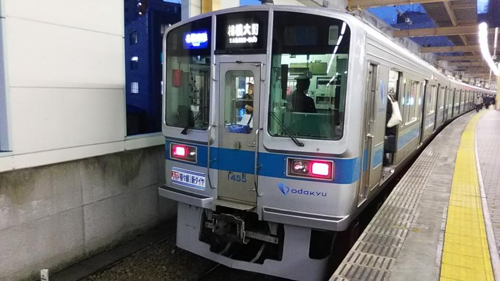 小田急各駅停車2
