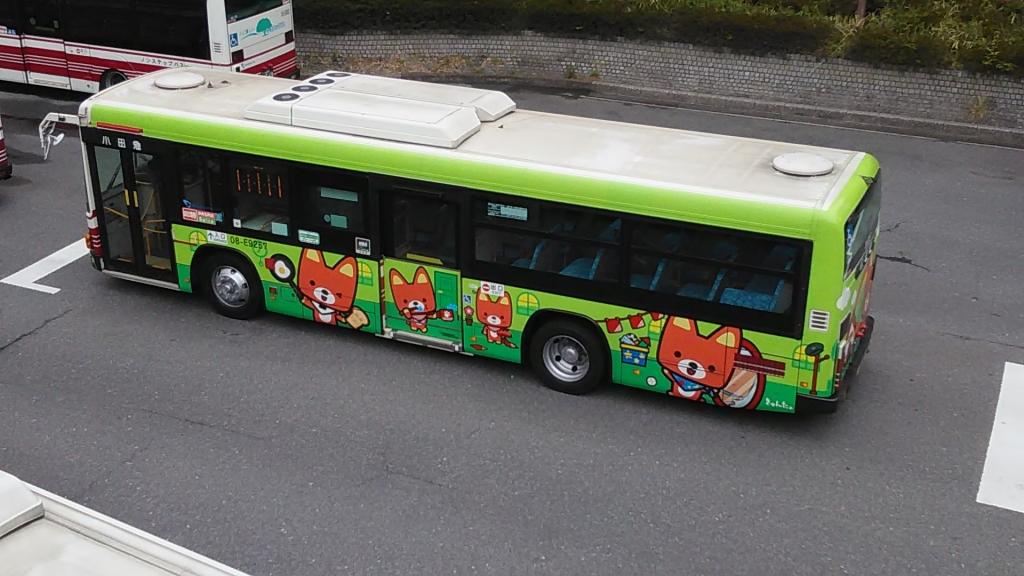 きゅんた小田急バス