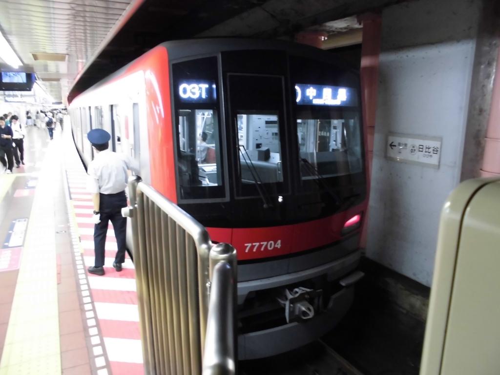 日比谷線東武新型2