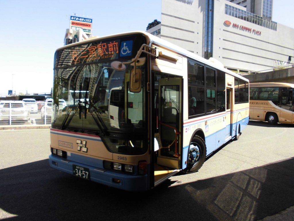 阪急バスその2
