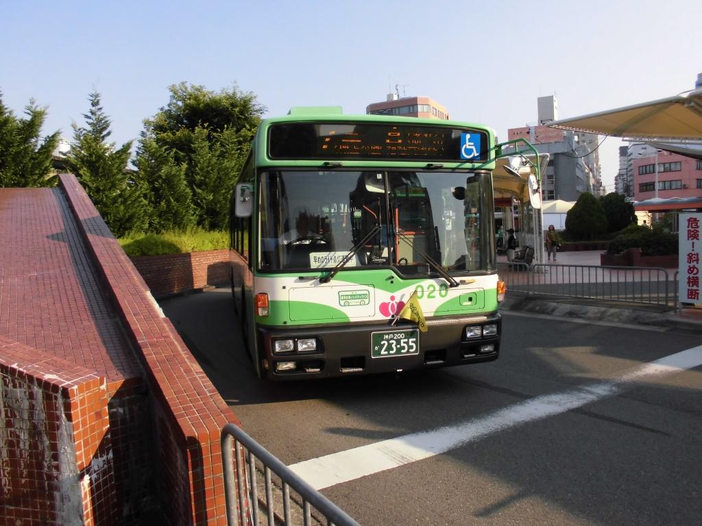 神戸市バスその1