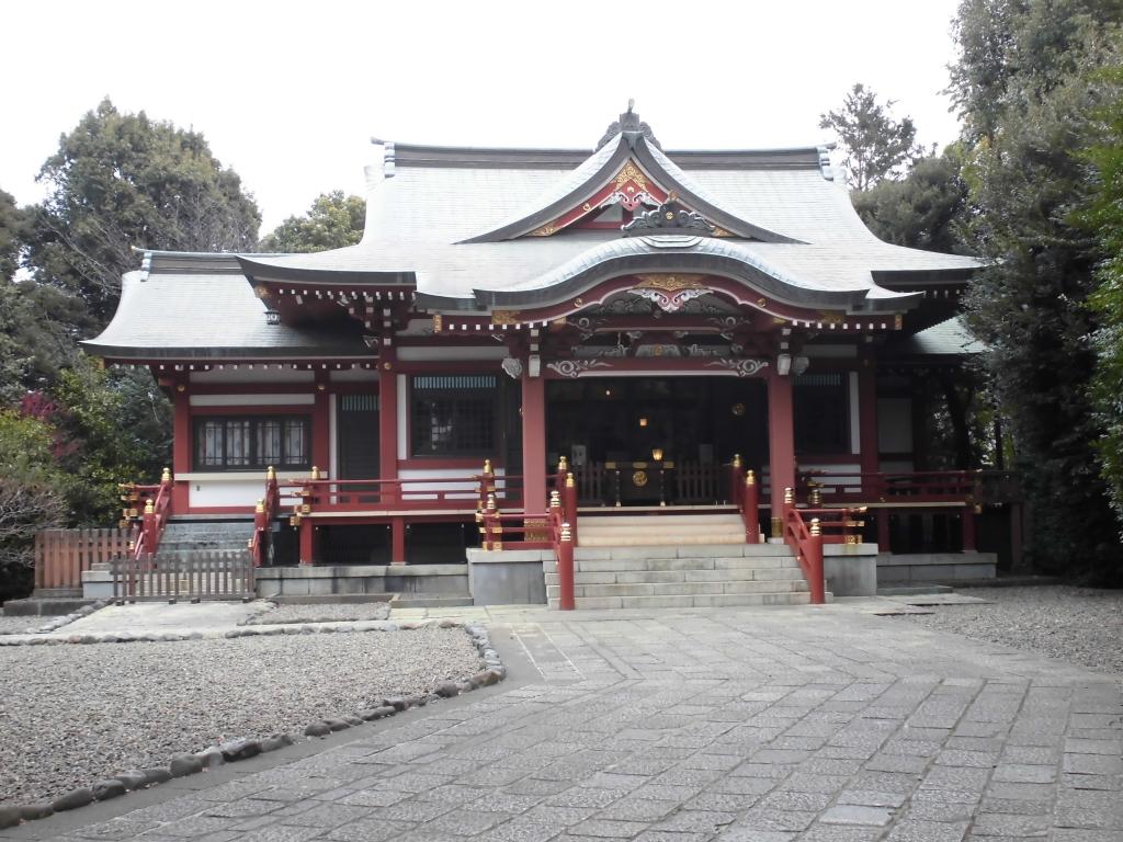 武蔵野八幡宮1