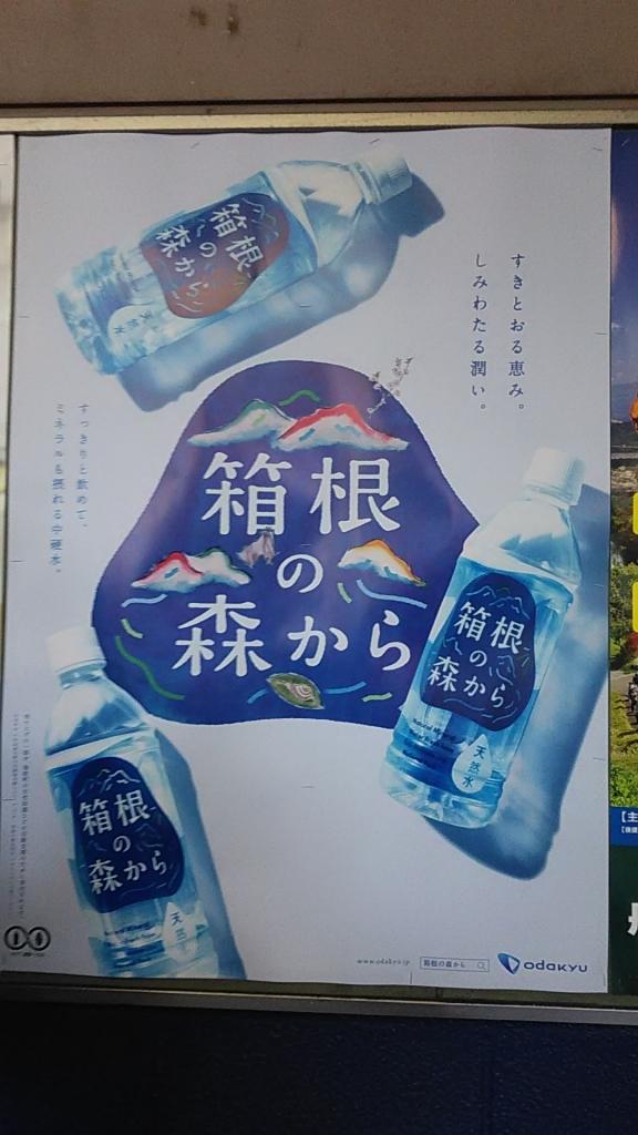 箱根の森から新ポスター