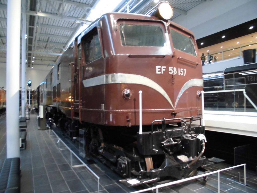 EF58(名古屋)