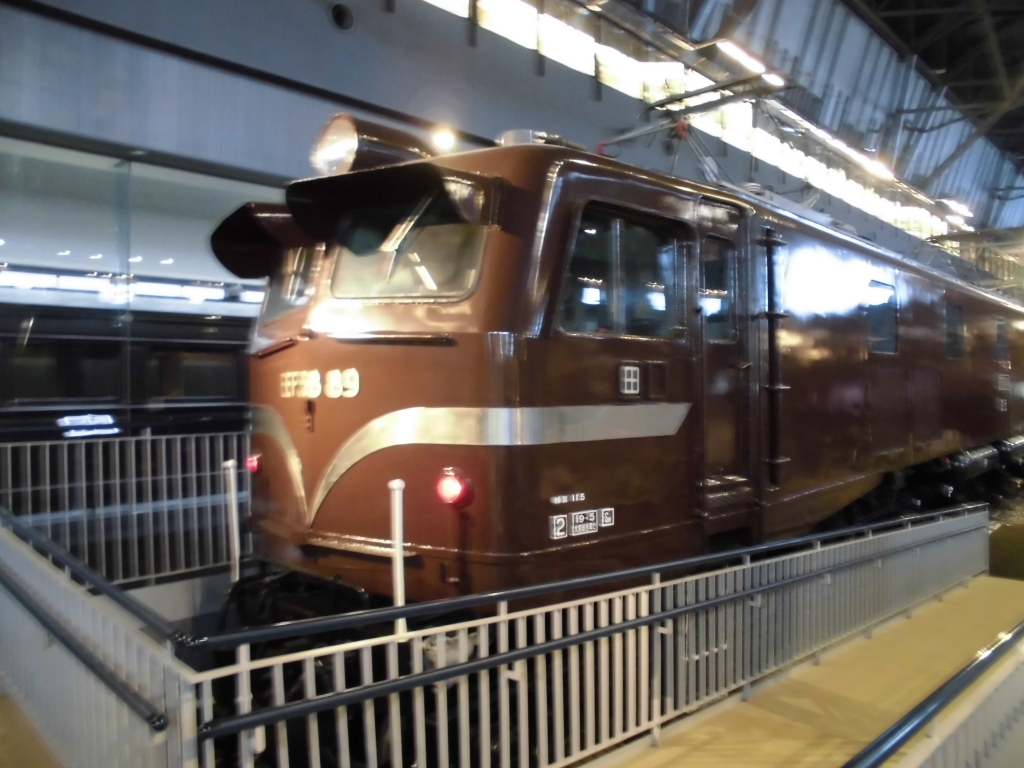 EF58(大宮)