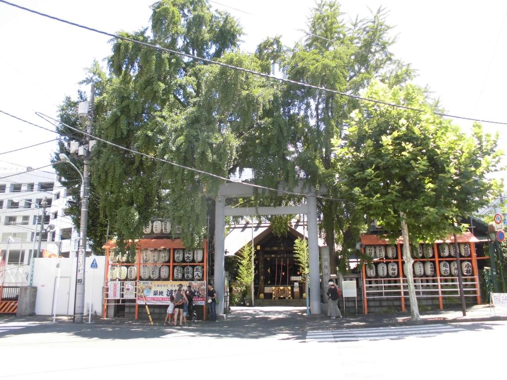 築地・波除稲荷神社