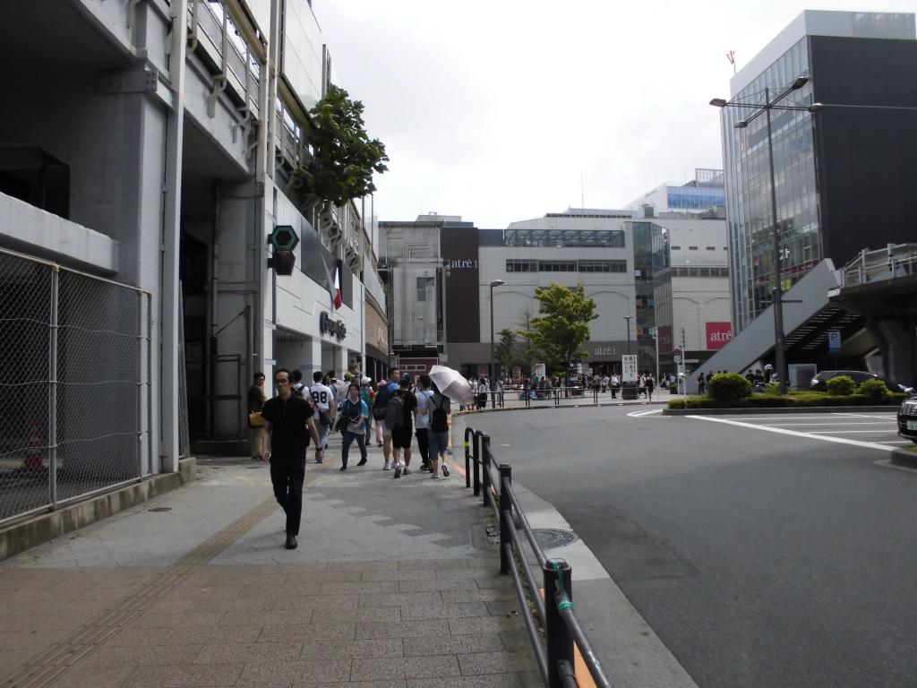 秋葉原駅電気街口1