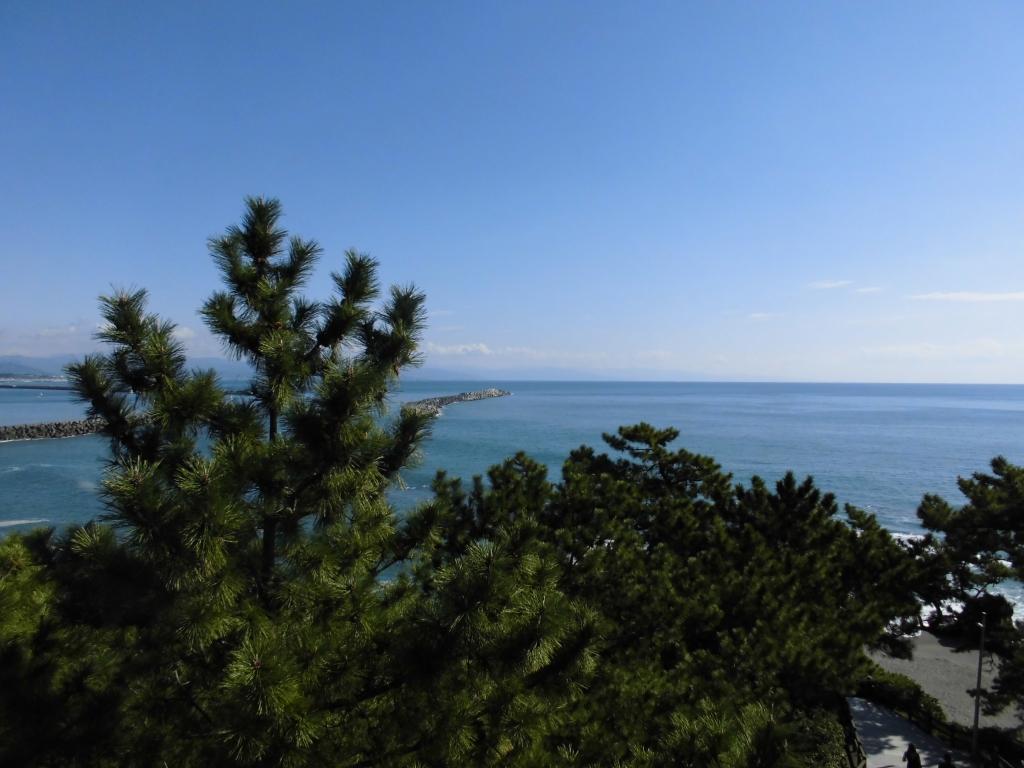坂本龍馬像からの眺め2