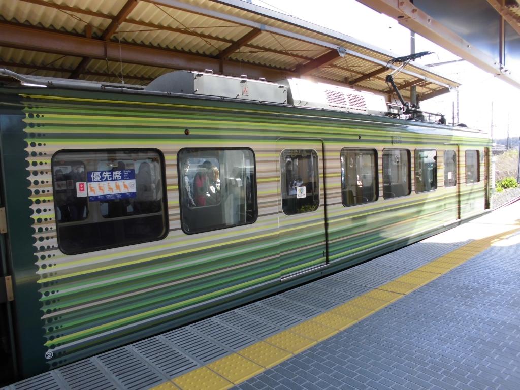 江ノ電情報発信トレイン2