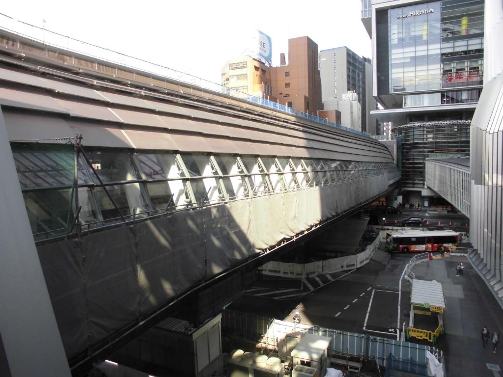新生銀座線渋谷駅5
