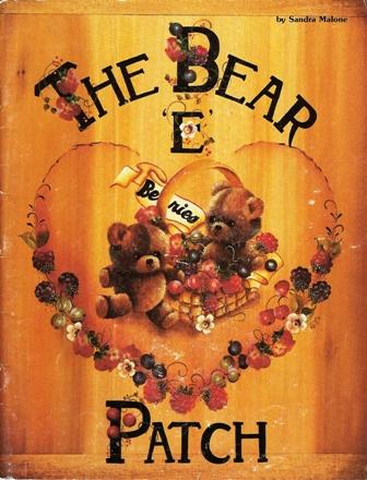 THE BEAR E PATCHの表紙