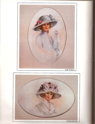 2人の女性を描いた画像