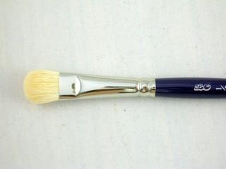 マキシン・トーマスさんの名前が付いたモップ筆
