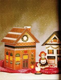 クリスマスのクッキィー村