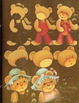 熊さんの描き方2