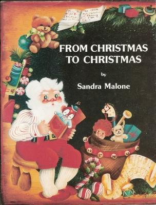 サンドラマローンのFrom Christmas to Christmasの表紙