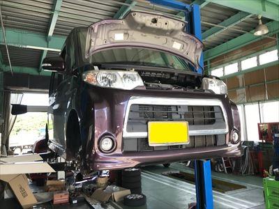 姫路 車検整備 自動車整備