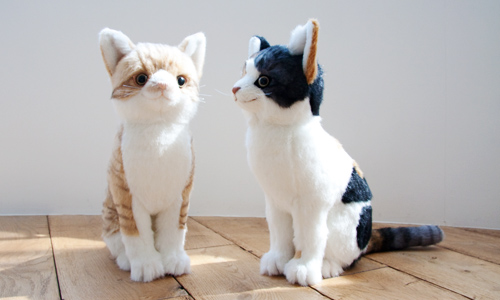 ぬいぐるみオーダー 愛猫