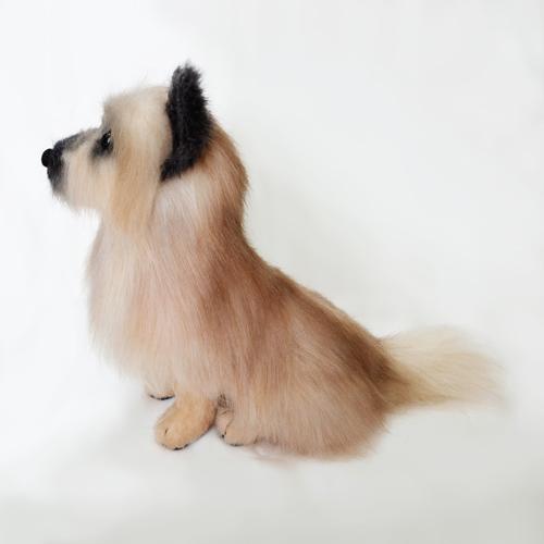 ケアーンテリア 愛犬のぬいぐるみ 特別なギフト