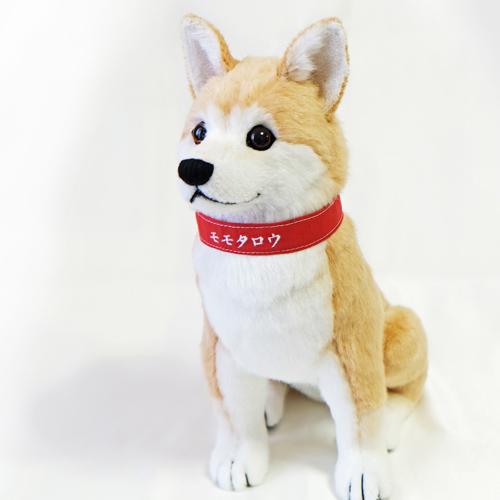 愛犬のウェルカムドッグ お座りぬいぐるみ 柴犬のぬいぐるみ