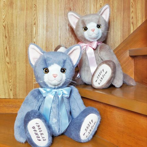 ウェイトキャット 猫のウェイトドール