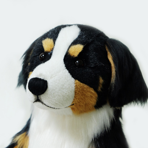 バーニーズマウンテンドッグのウェイトドール 愛犬