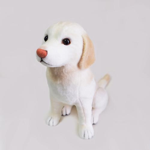 フムフムベアストック ラブ 愛犬の人形 ぬいぐるみ